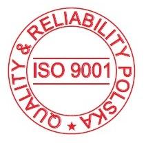 Znaczek ISO 9001